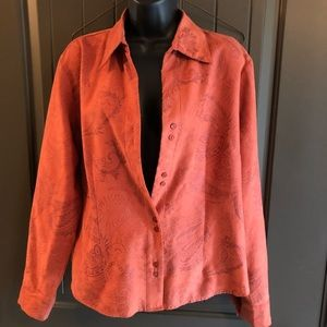 Lemon Grass Studio Light Weight Jacket Blazer